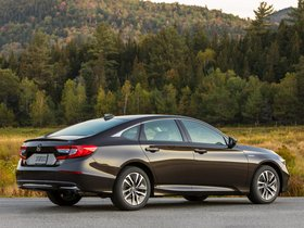 Ver foto 10 de Honda Accord Touring Hybrid USA 2017