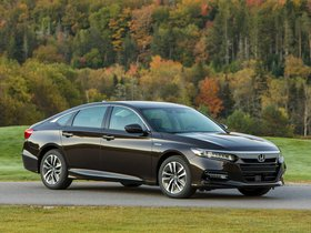 Ver foto 9 de Honda Accord Touring Hybrid USA 2017