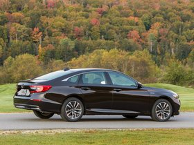 Ver foto 8 de Honda Accord Touring Hybrid USA 2017