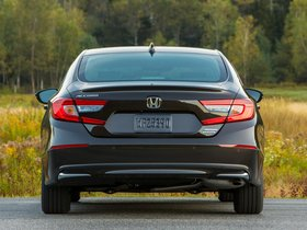 Ver foto 7 de Honda Accord Touring Hybrid USA 2017