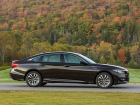 Ver foto 6 de Honda Accord Touring Hybrid USA 2017