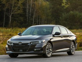 Ver foto 5 de Honda Accord Touring Hybrid USA 2017