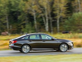 Ver foto 4 de Honda Accord Touring Hybrid USA 2017