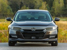 Ver foto 3 de Honda Accord Touring Hybrid USA 2017