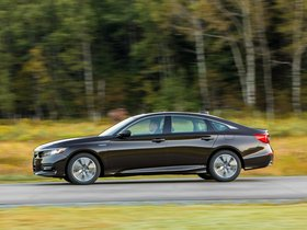 Ver foto 2 de Honda Accord Touring Hybrid USA 2017