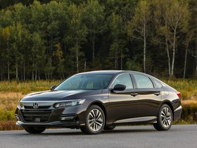 Ver foto 1 de Honda Accord Touring Hybrid USA 2017