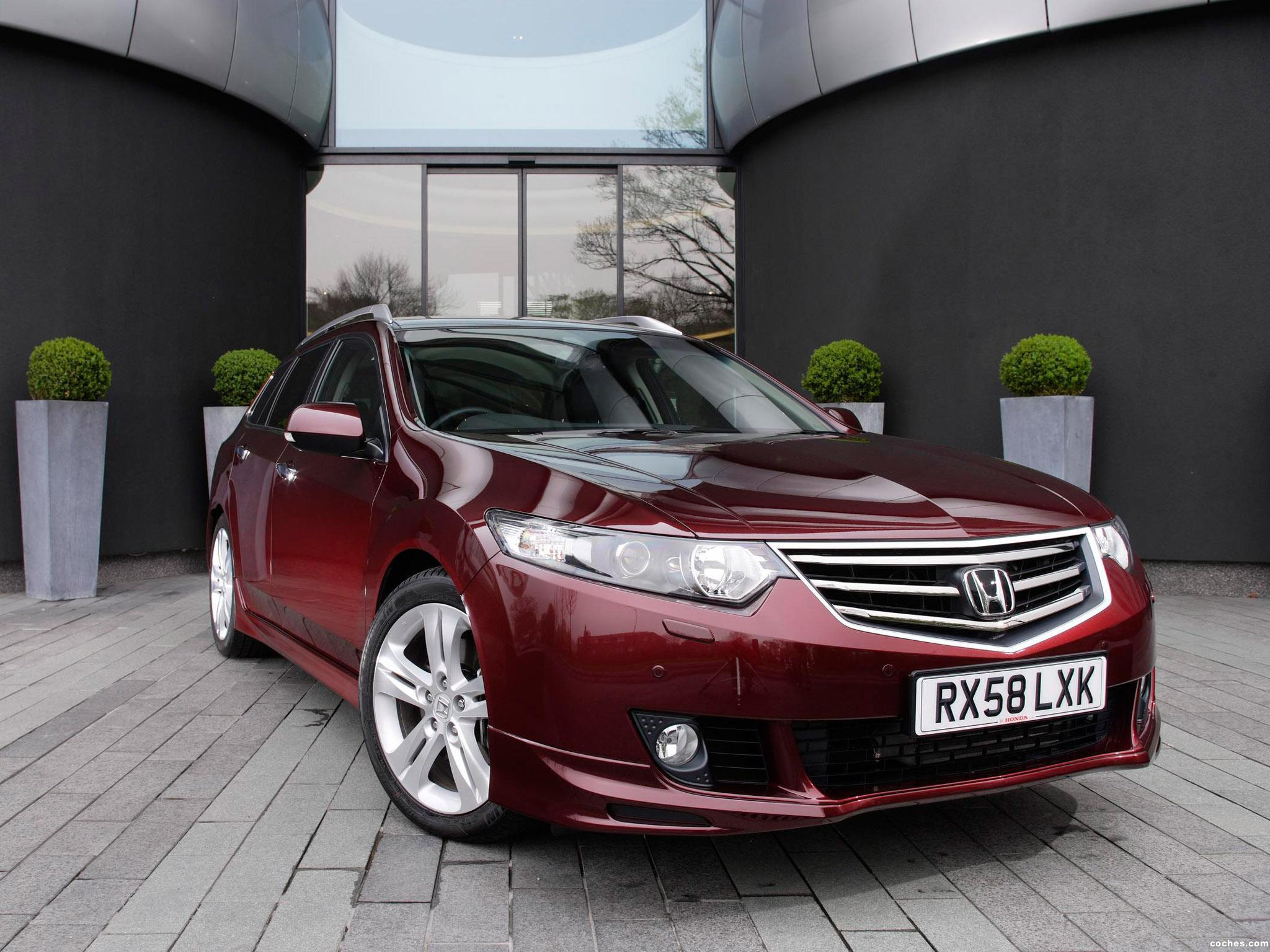 Foto 0 de Honda Accord Touring Type-S UK 2010