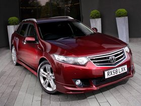 Ver foto 13 de Honda Accord Touring Type-S UK 2010