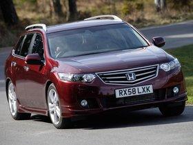 Ver foto 4 de Honda Accord Touring Type-S UK 2010