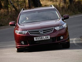 Ver foto 3 de Honda Accord Touring Type-S UK 2010