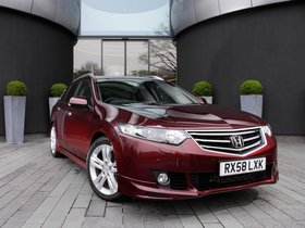 Fotos de Honda Accord Touring Type-S UK 2010