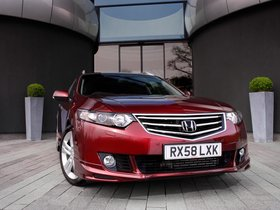 Ver foto 12 de Honda Accord Touring Type-S UK 2010