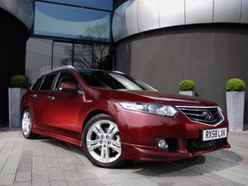 Ver foto 9 de Honda Accord Touring Type-S UK 2010