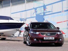 Ver foto 6 de Honda Accord Touring Type-S UK 2010