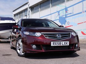 Ver foto 5 de Honda Accord Touring Type-S UK 2010