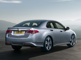 Fotos de Honda Accord Type-S Saloon UK 2011