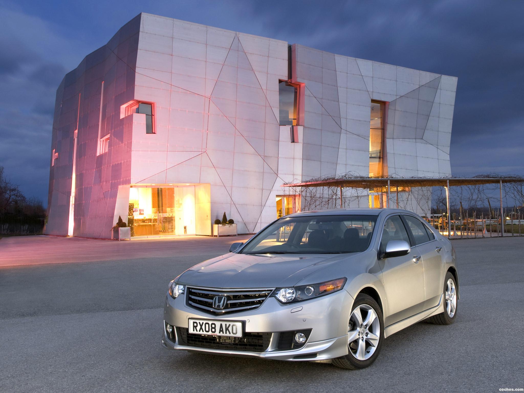 Foto 4 de Honda Accord UK Edition 2008