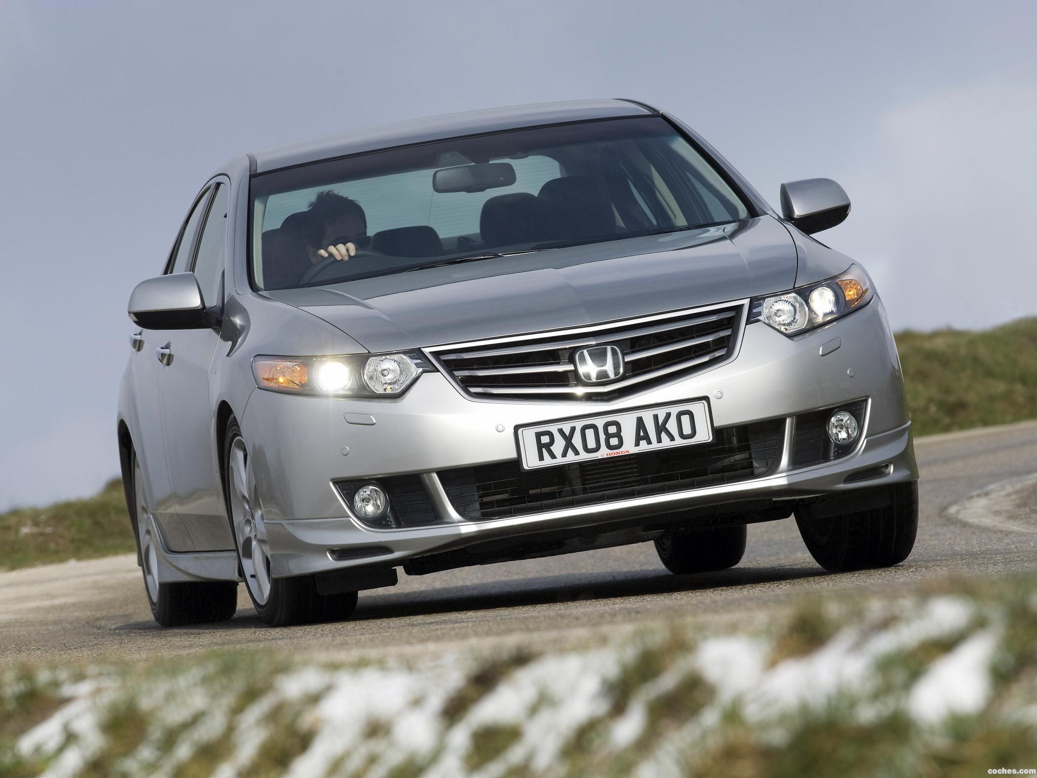 Foto 13 de Honda Accord UK Edition 2008