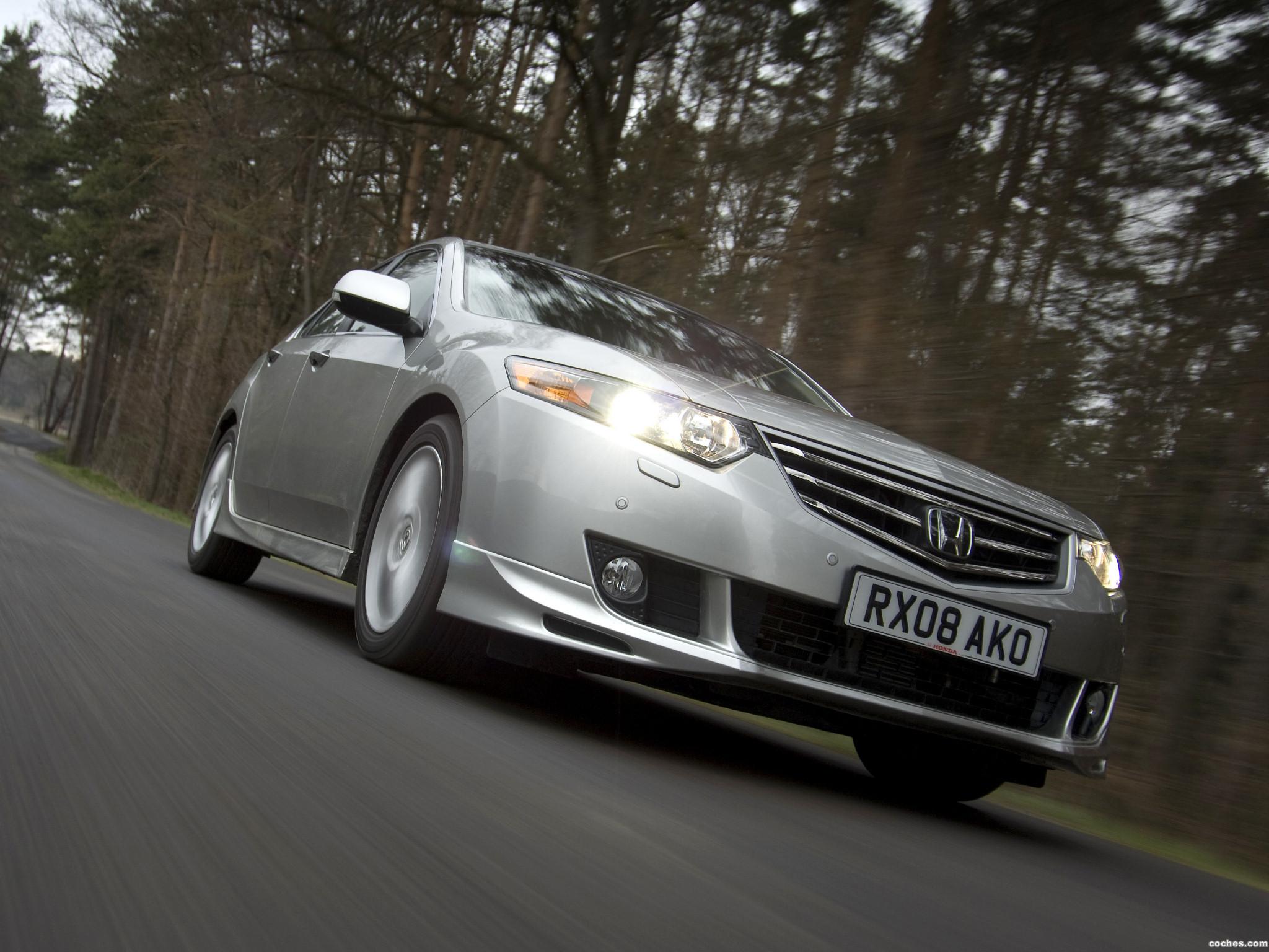 Foto 10 de Honda Accord UK Edition 2008