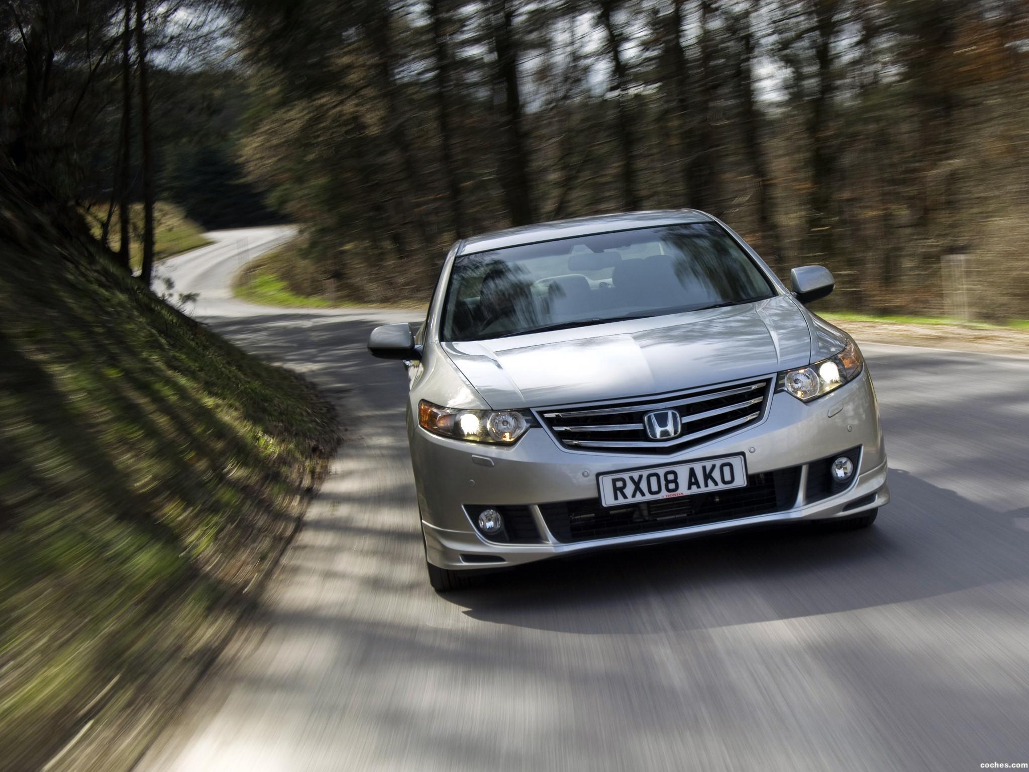 Foto 7 de Honda Accord UK Edition 2008