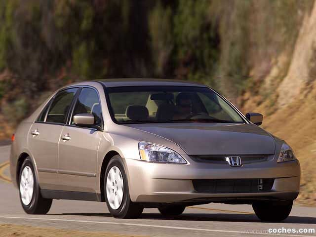 Foto 0 de Honda Accord USA 2003