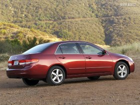 Ver foto 2 de Honda Accord USA 2003
