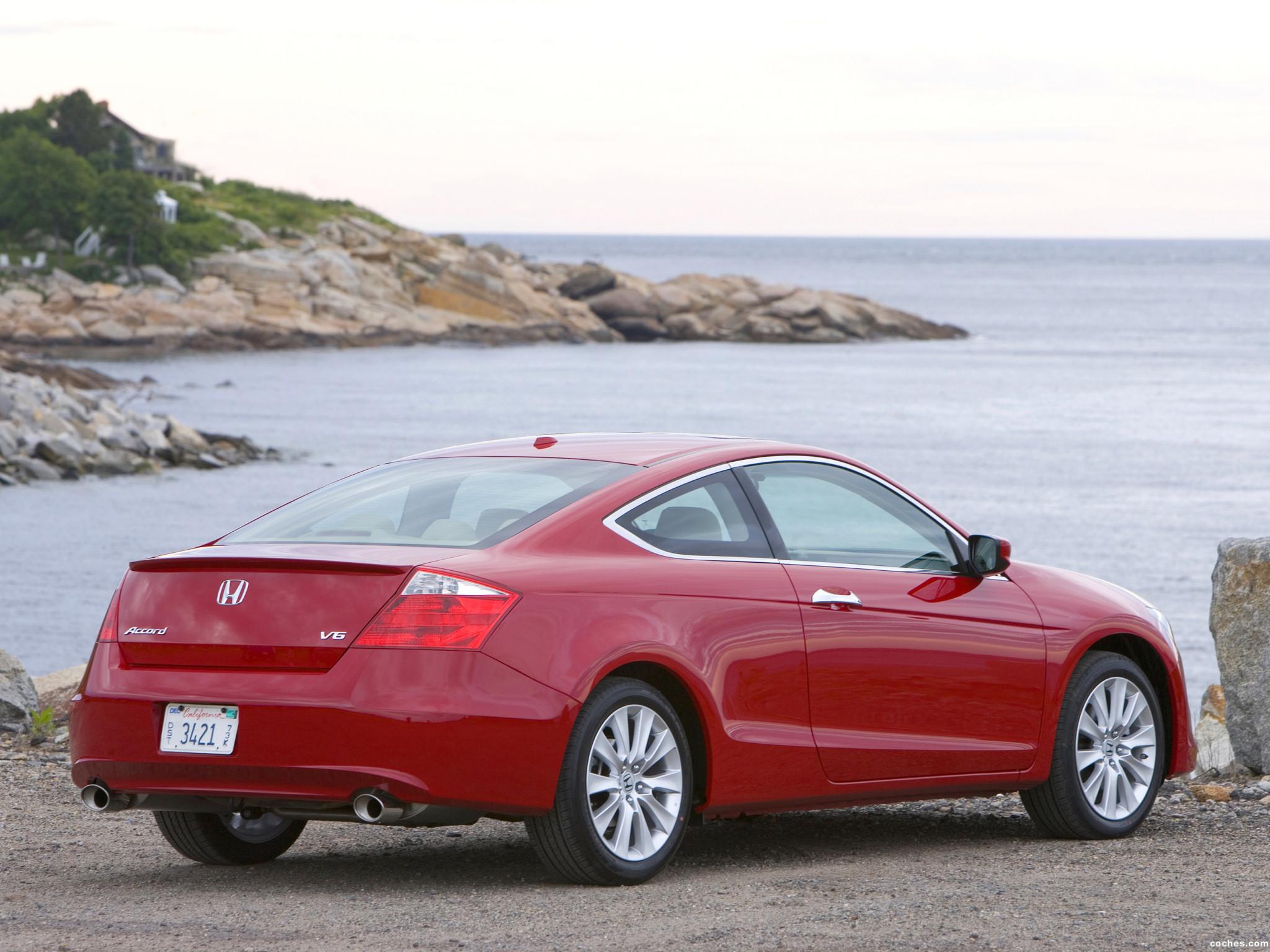 Foto 5 de Honda Accord USA 2008