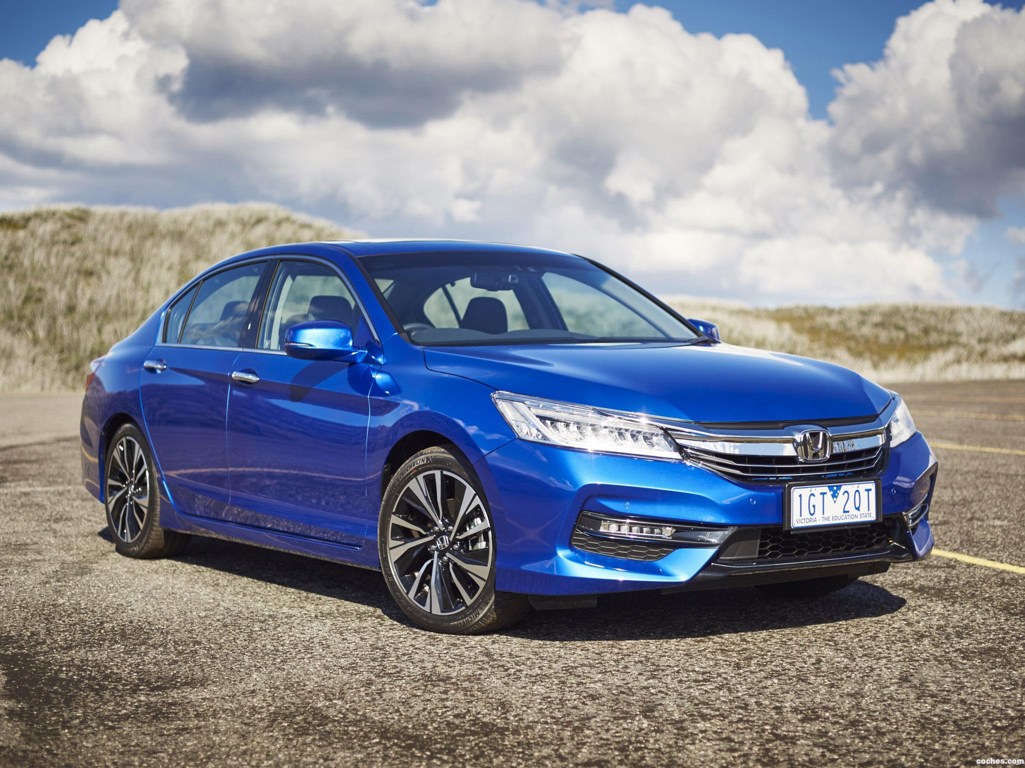 Foto 8 de Honda Accord V6 Sedan Australia 2016