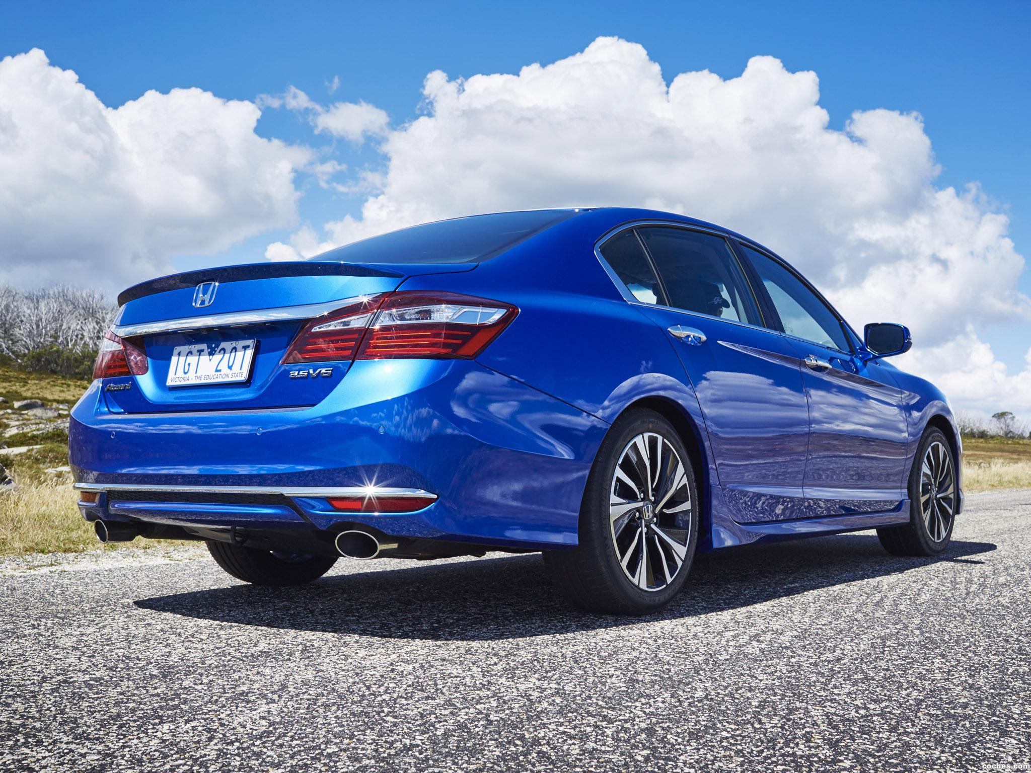 Foto 6 de Honda Accord V6 Sedan Australia 2016