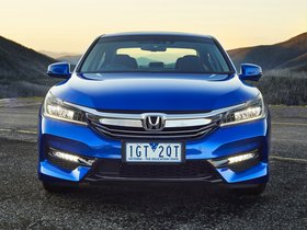 Ver foto 2 de Honda Accord V6 Sedan Australia 2016