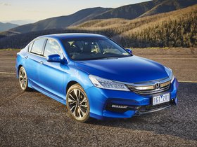 Ver foto 1 de Honda Accord V6 Sedan Australia 2016