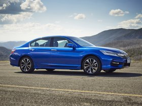 Ver foto 11 de Honda Accord V6 Sedan Australia 2016