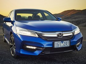 Ver foto 4 de Honda Accord V6 Sedan Australia 2016