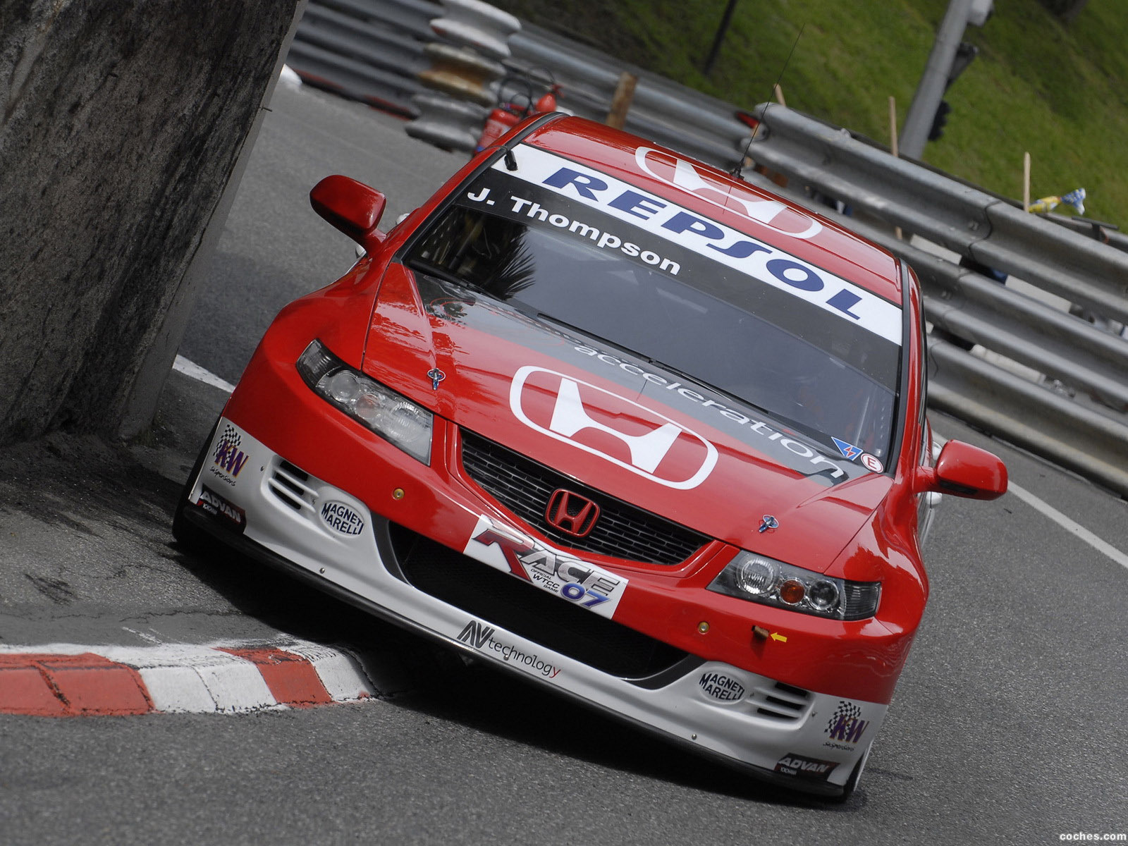 Foto 0 de Honda Accord WTCC 2008