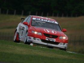 Ver foto 8 de Honda Accord WTCC 2008
