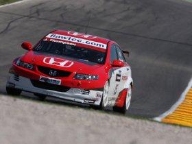 Ver foto 6 de Honda Accord WTCC 2008