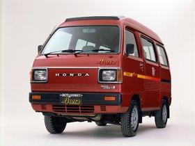 Ver foto 1 de Honda Acty Street L 4WD 1983