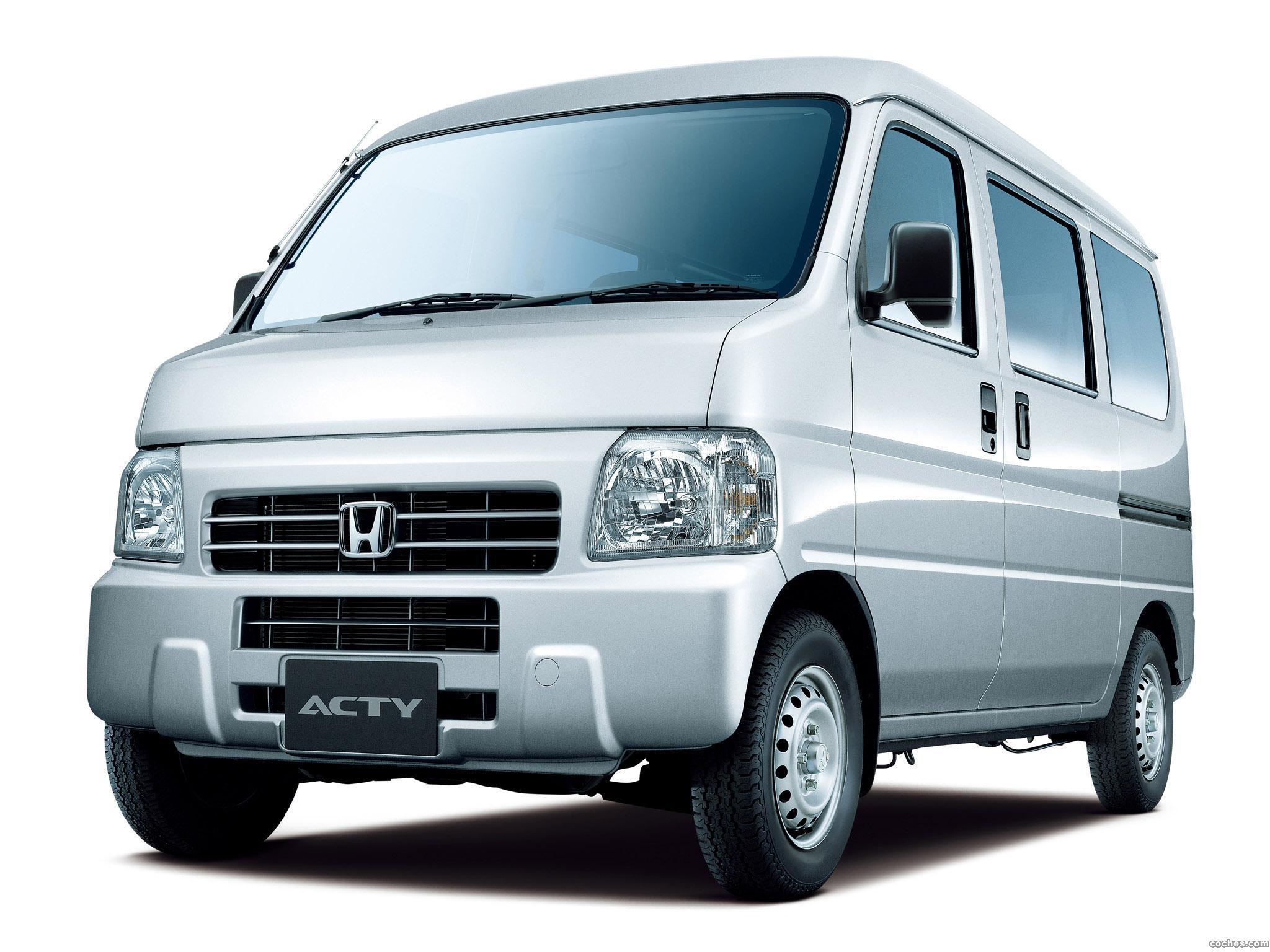 Foto 0 de Honda Acty Van 2010