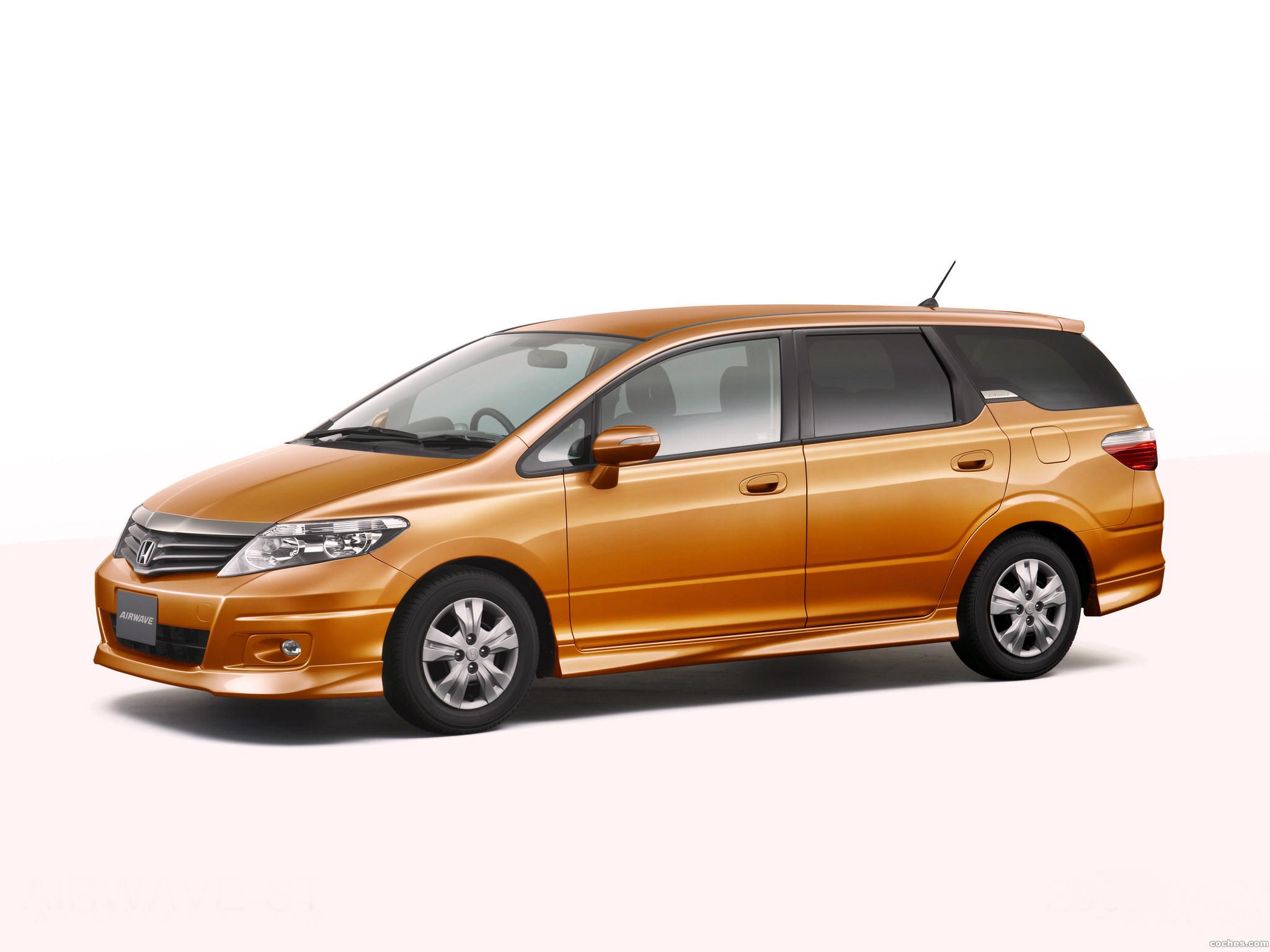 Foto 0 de Honda Airwave 2008