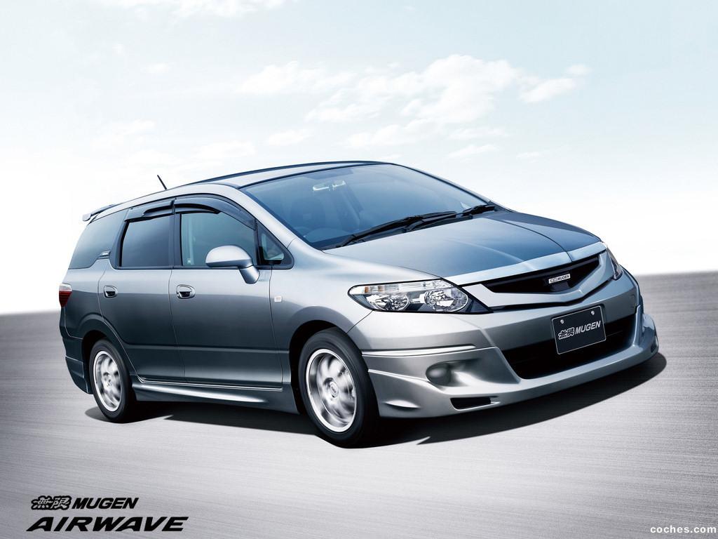 Foto 2 de Honda Airwave Mugen 2008