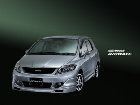 Ver foto 4 de Honda Airwave Mugen 2008