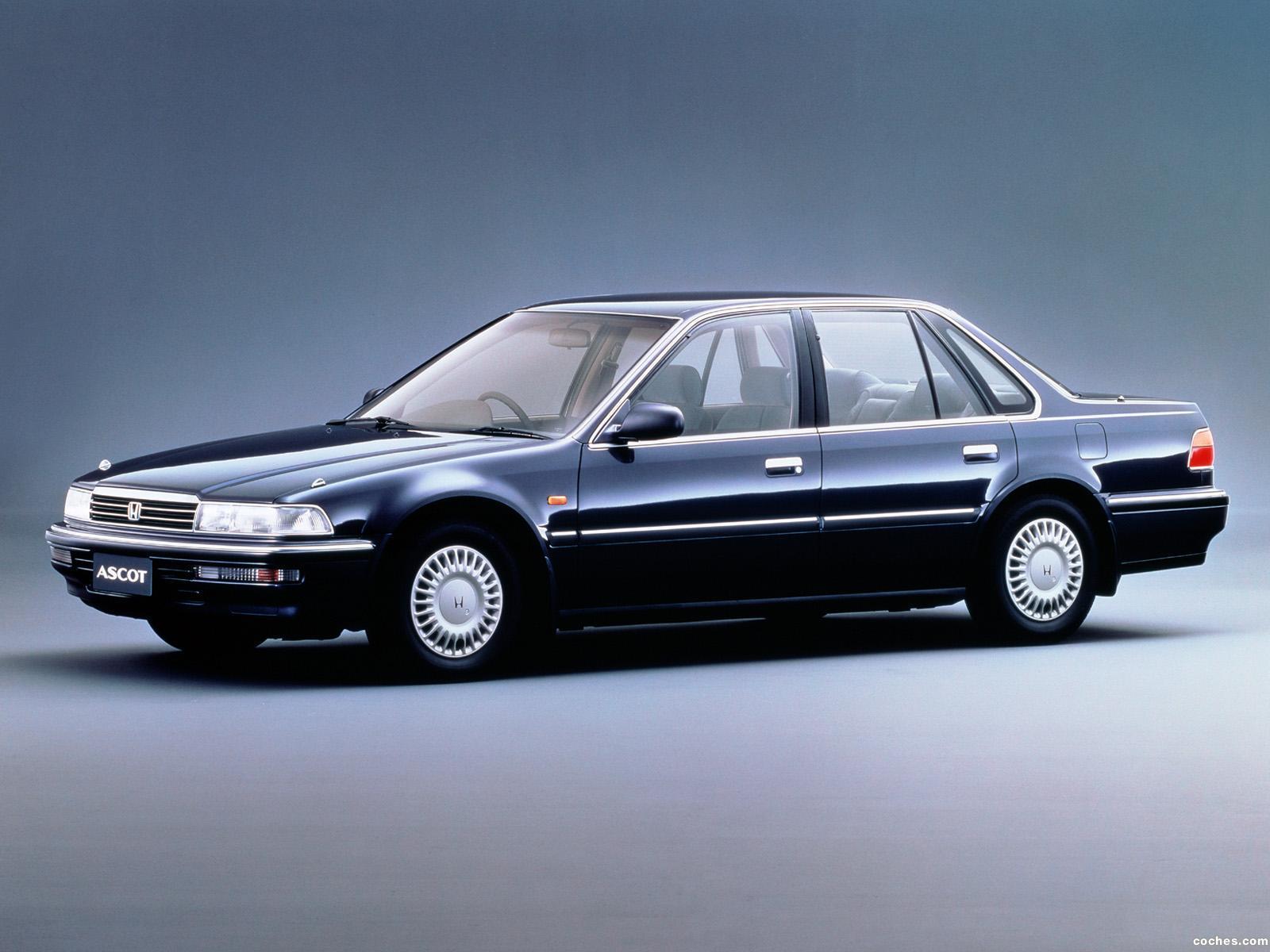 Foto 0 de Honda Ascot CB 1989