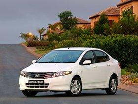 Ver foto 11 de Honda Ballade 2011