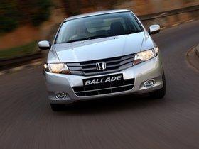 Ver foto 9 de Honda Ballade 2011