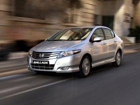 Ver foto 8 de Honda Ballade 2011
