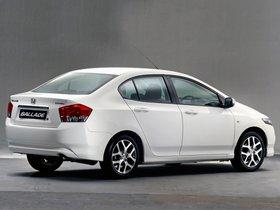 Ver foto 16 de Honda Ballade 2011