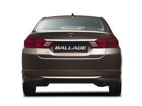 Ver foto 10 de Honda Ballade 2014