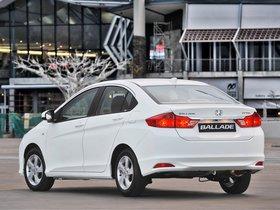 Ver foto 9 de Honda Ballade 2014