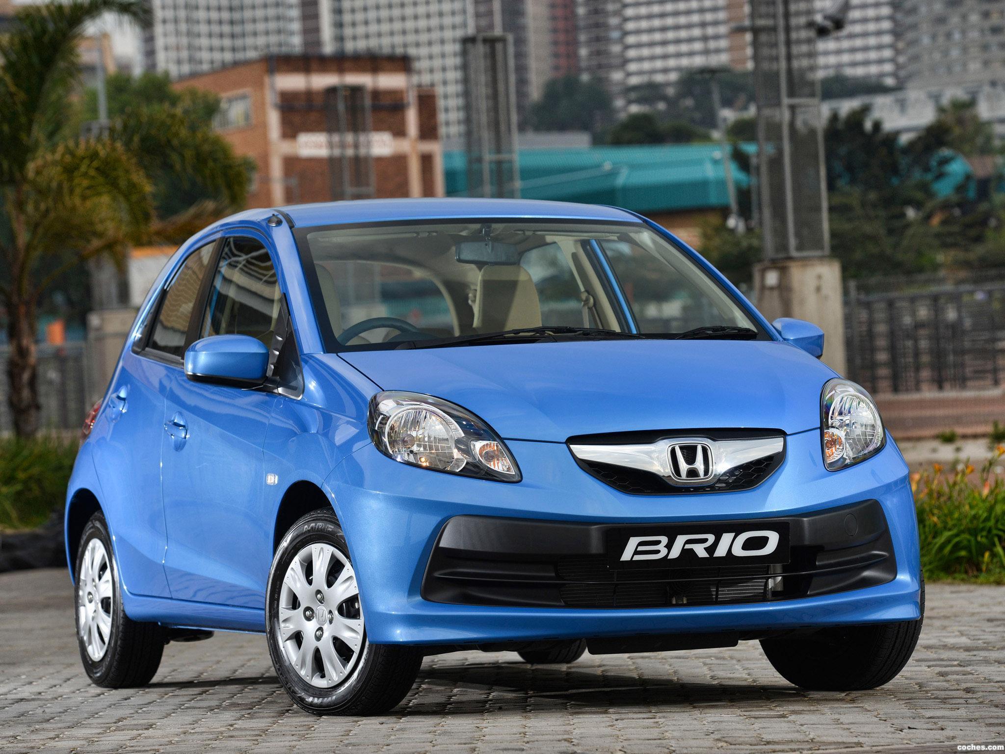 Foto 0 de Honda Brio 2012