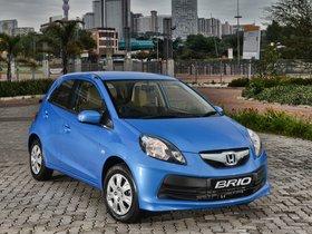 Ver foto 8 de Honda Brio 2012